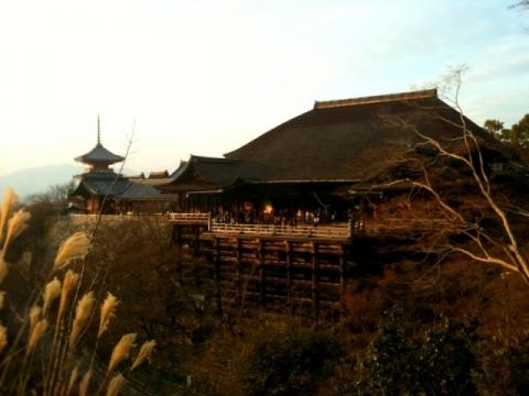 清水寺遠景